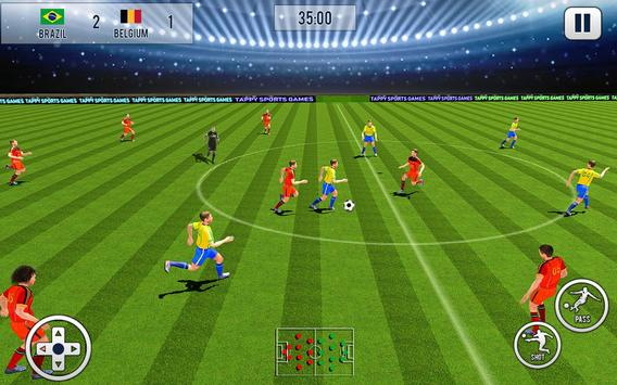 Pro Soccer League Stars 2018: World Championship 2 screenshot 7