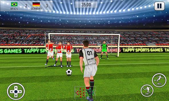 Pro Soccer League Stars 2018: World Championship 2 screenshot 5