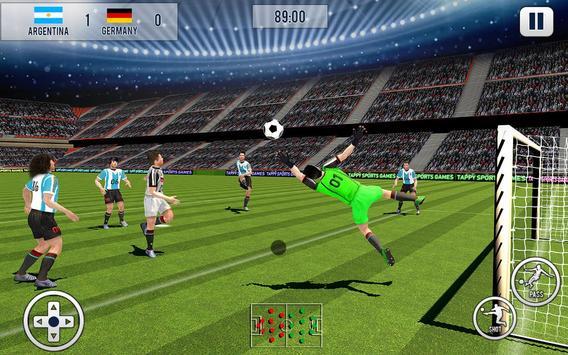 Pro Soccer League Stars 2018: World Championship 2 screenshot 6