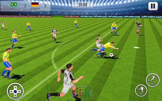Pro Soccer League Stars 2018: World Championship 2 screenshot 9