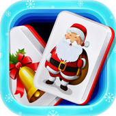 Mahjong Solitaire :Classic Christmas Journey 2018 icon