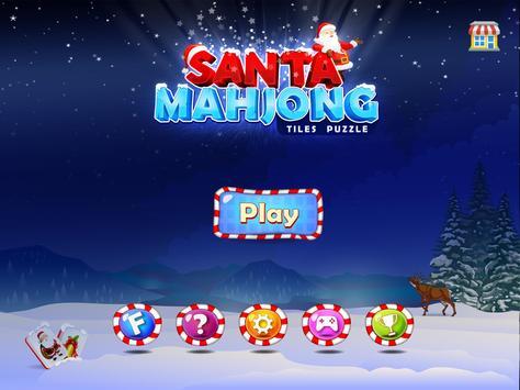 Mahjong Solitaire :Classic Christmas Journey 2018 screenshot 4