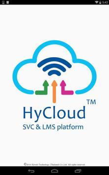 HyCloud EDC poster