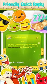 Panda Theme SMS Plus screenshot 1