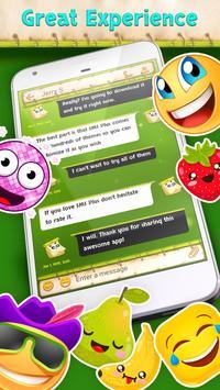 Panda Theme SMS Plus screenshot 2