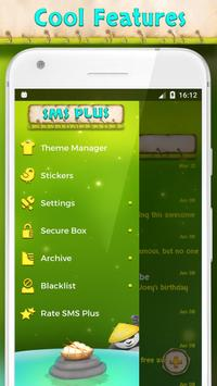 Panda Theme SMS Plus screenshot 5
