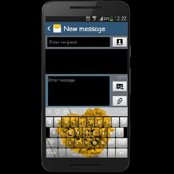 golden rose themes apk screenshot