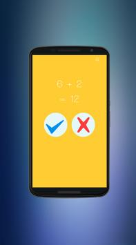 Easy Math Challange apk screenshot