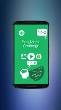 Easy Math Challange poster