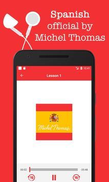 Spanish - Michel Thomas method, audio course poster
