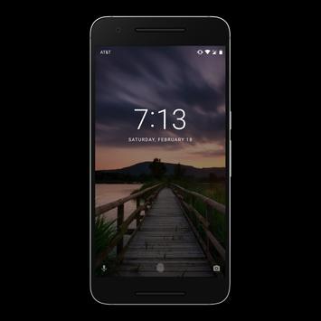 Lock Screen Wallpaper स्क्रीनशॉट 2