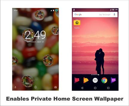 Lock Screen Wallpaper स्क्रीनशॉट 4