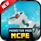 Monster Mod For MCPE* icon
