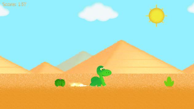 Dino Runner poster
