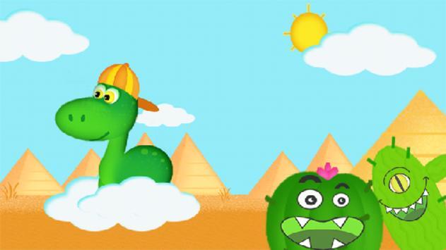 Dino Runner apk screenshot