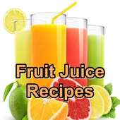 Fruit Juice Recipes icon