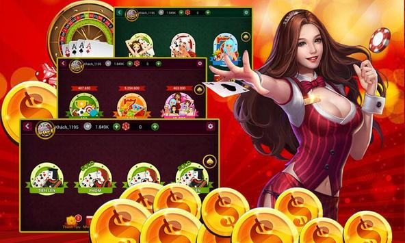 Vua Bai VIP (Bai Doi Thuong) screenshot 2