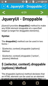 Learn JqueryUI screenshot 2
