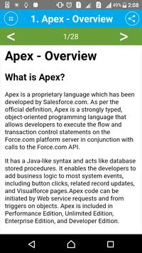 Learn Apex Programming poster