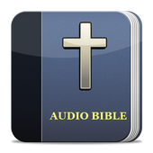 Audio Bible Offline icon