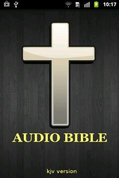 Audio Bible Offline poster