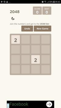Game Việt 2048 screenshot 1