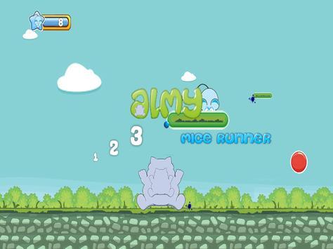 Almy 2 - Mice Runner apk screenshot