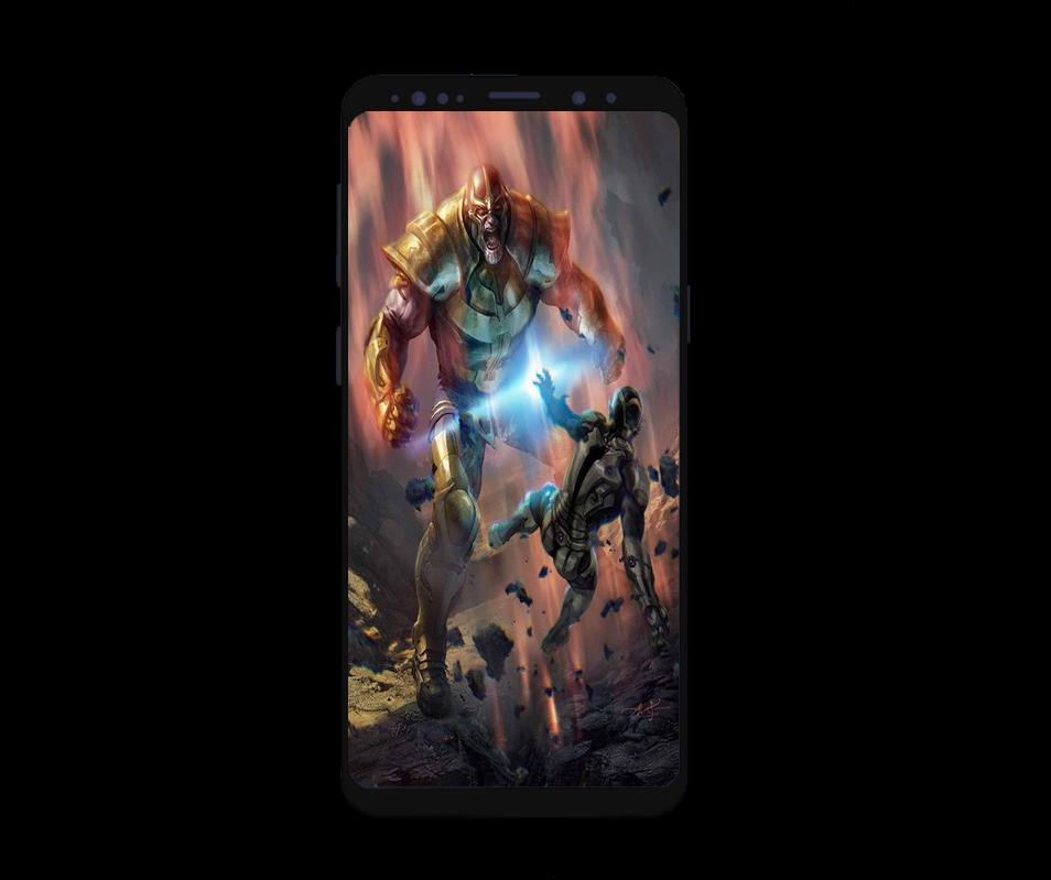Thanos Wallpapers 4K for Android - APK Download