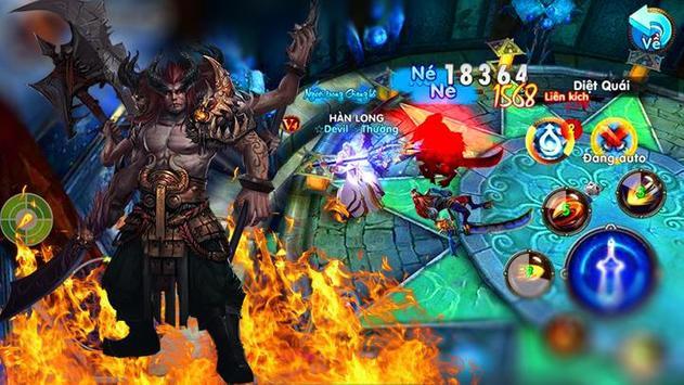 Quỷ Thần 3D -Dai Chien Than Ma apk screenshot