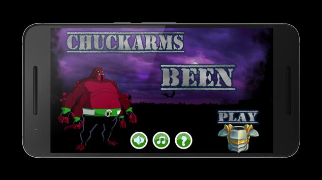 Been chuckarms poster