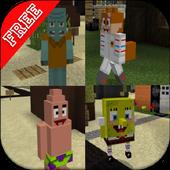 Spongebob Mod for MC PE icon