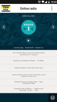 Thaivisa Radio poster