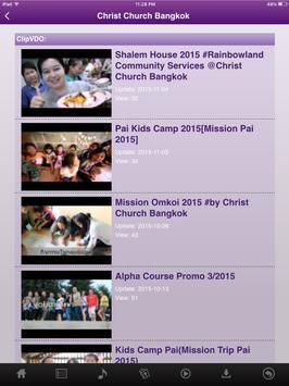 CHRIST CHURCH BKK screenshot 11