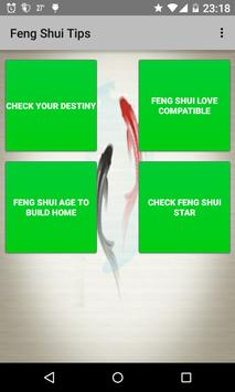 Feng Shui Tips poster