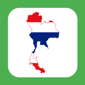 Thai Vocabulary - learning app icon