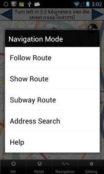 Thailand Navigation apk screenshot