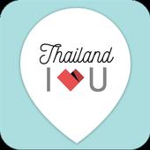 Thailand I Love U icon