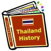 Thailand history icon