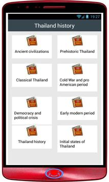 Thailand history poster