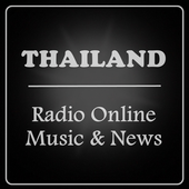 Thailand Radio Online - Music and News icon