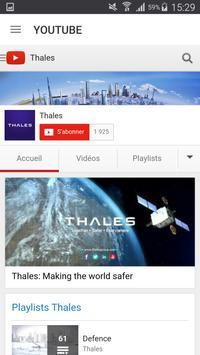 Thales apk screenshot