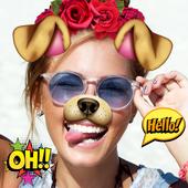 Doggy Face App icon