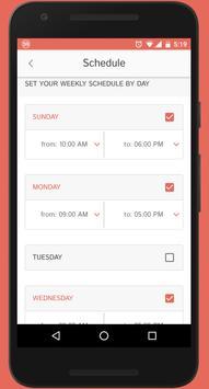 Maqas Provider apk screenshot
