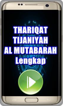 Thoriqoh Syec Tijaniyyah. poster