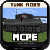 Tank Mods For Minecraft PE icon