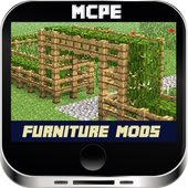 Furniture Mods For MinecraftPE icon