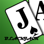 Blackjack 21 - card game icon