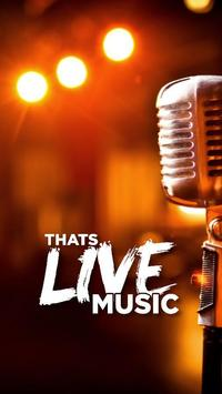 ThatsLiveMusic GMC poster