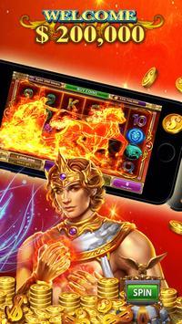 Slots Clash of Legends poster