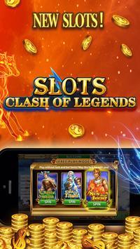 Slots Clash of Legends screenshot 4